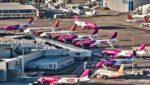 Лоу-кост Wizz Air будет информировать о задержках рейсов в онлайн-режиме
