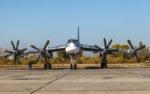 Ту-95МС «Медведь» — стратегический бомбардировщик-ракетоносец