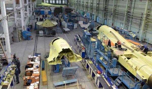 разработка новых транспортных самолетов