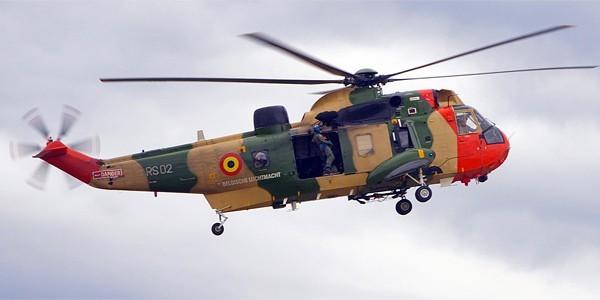 Многоцелевой морской вертолёт «Westland Sea King»