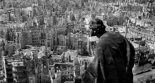 Бомбардировки Германии: Огненный шторм