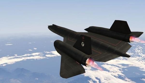 Локхид SR-71A