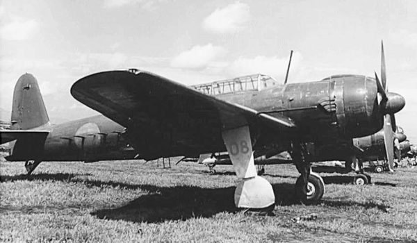 Nakajima B6N