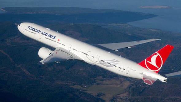 Первый рейс Turkish Airlines