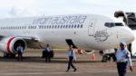 Самолету Virgin Atlantic пришлось вернуться из-за утечки туалетов