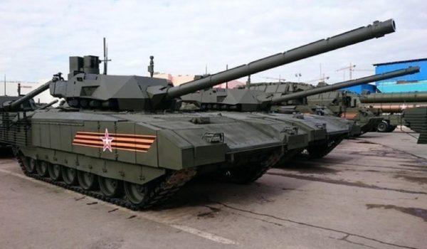 танк «Армата»