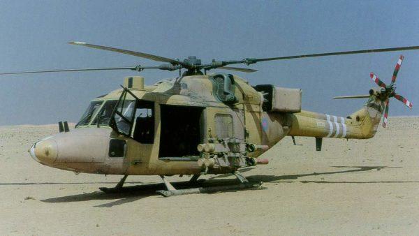 Многоцелевой вертолёт «Westland «Lynx»