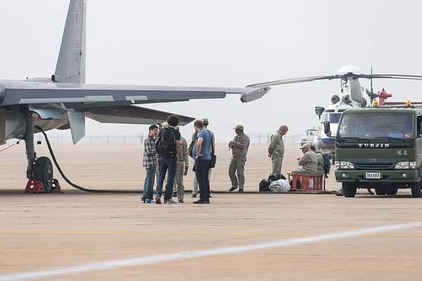 China airshow-2014 системы ПВО