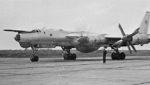 Самолет дальней разведки и целеуказания Ту-95Р