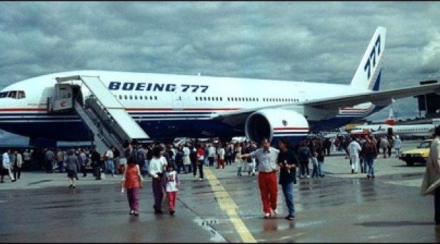Boeing получил заказы