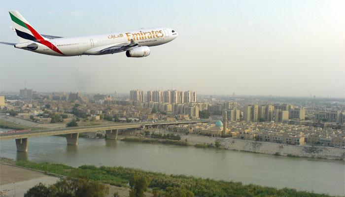 полеты в Багдад