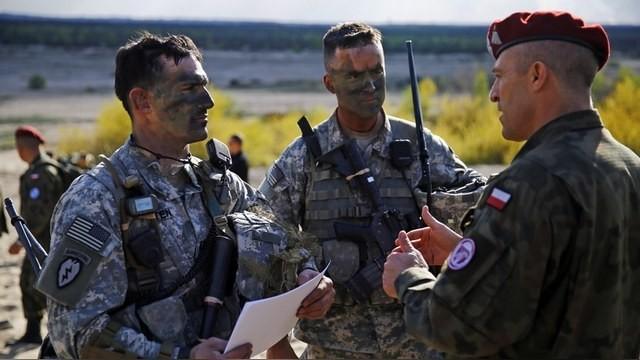 присутствие НАТО в Восточной Европе