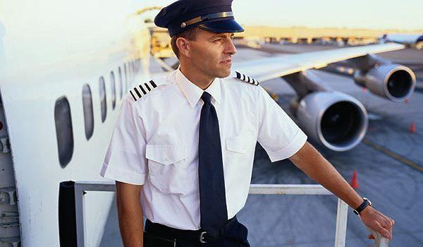 Пилот Аэрофлота