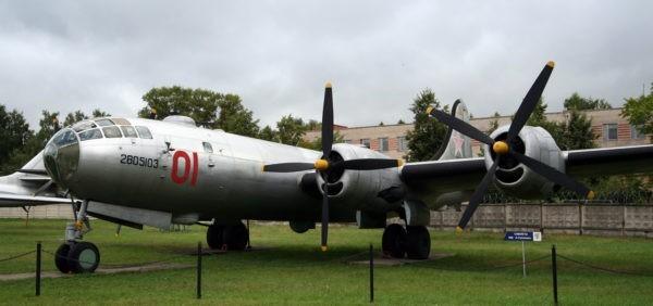 Дальний стратегический бомбардировщик Ту-4