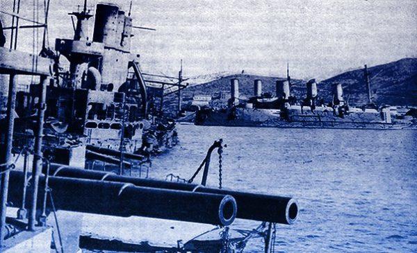 падение Порт-Артура