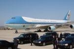 Новый борт №1 для президента США построят на базе Boeing 747-8