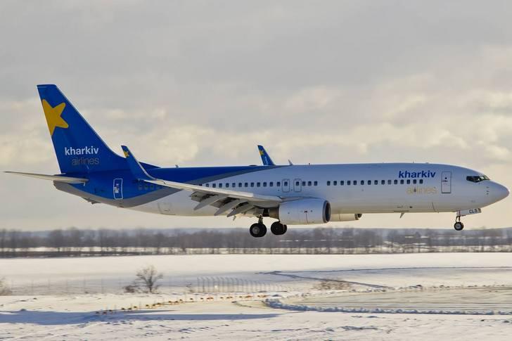 Авиалинии Харькова