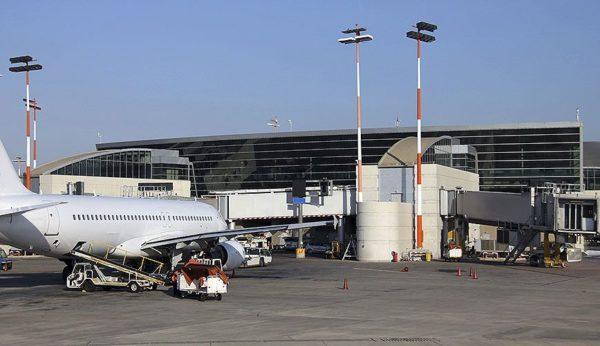 терминал в Тель-Авиве