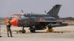 Истребитель-бомбардировщик МиГ-21