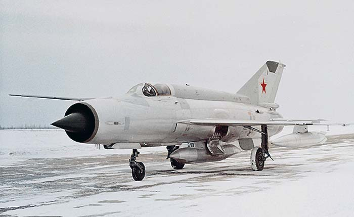МиГ-21Р