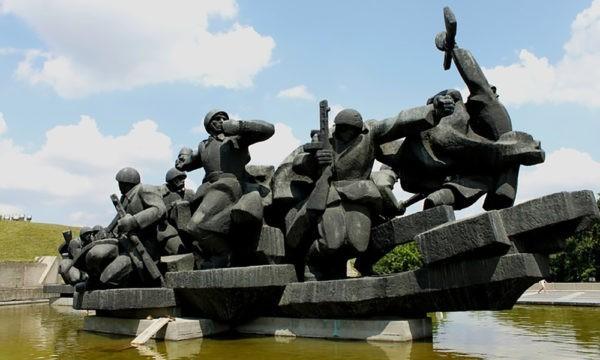 Памятники Отечественной