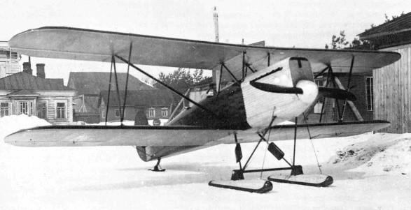 2У-БЗ — учебно-тренировочный самолет