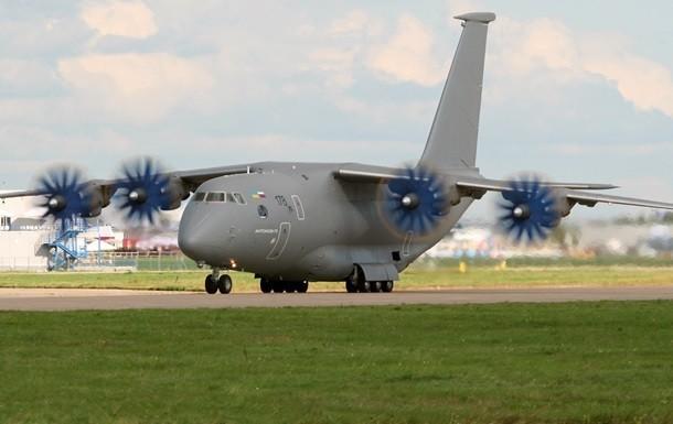 Стратегический военно-транспортный самолет Ан-70