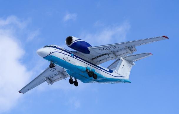 Средний военно-транспортный самолет Ан-74