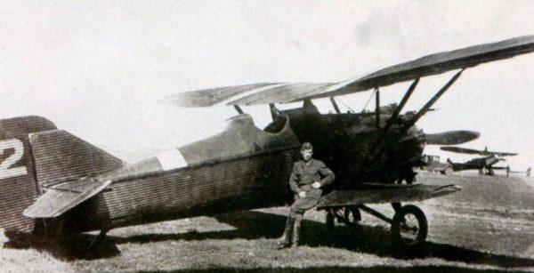 И-4 (АНТ-5) — советский одноместный истребитель-полутораплан