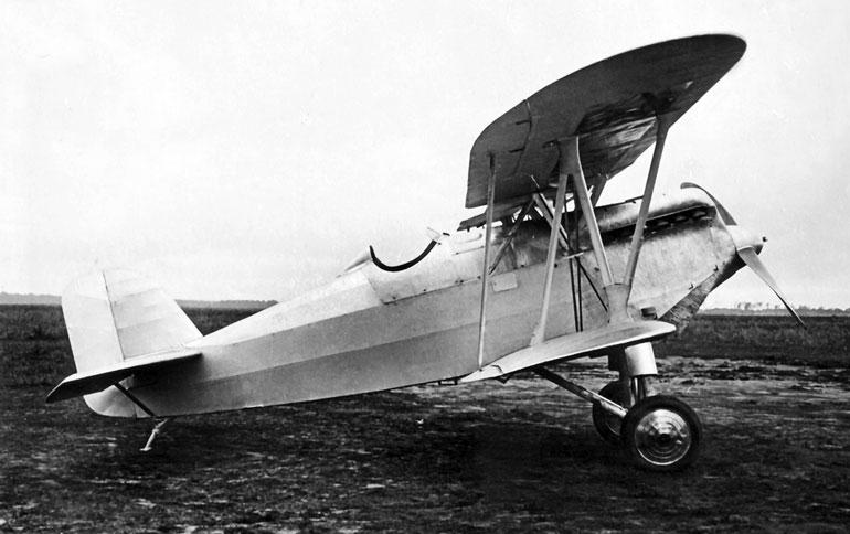 Истребитель И-7