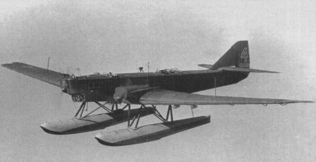 ТБ-1 (АНТ-4) — тяжелый бомбардировщик
