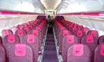 Wizz Air будет закреплять место за пассажиром во время покупки билета