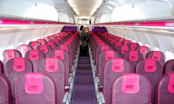 Wizz Air будет закреплять место