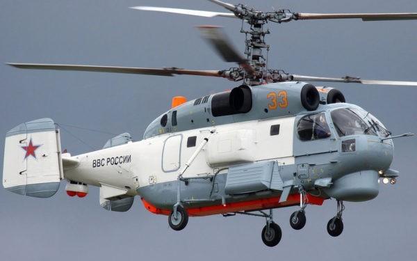 Опубликованы новые сведения о перспективном палубном вертолете