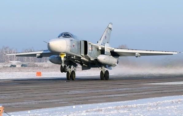Су-24М — фронтовой бомбардировщик
