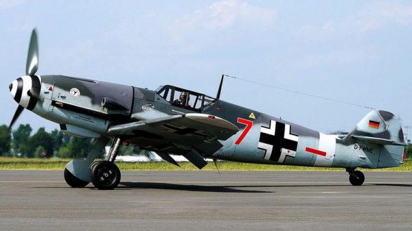 Восточный фронт: Messerschmitt Bf 109