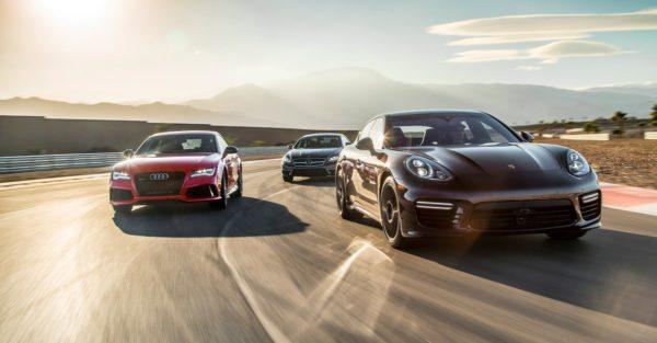 Audi оказался быстрее Porsche
