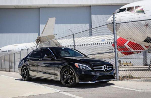 Mercedes-Benz презентовала гибриды С- и Е-Class