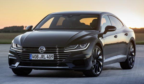 Volkswagen показала самый быстрый Arteon