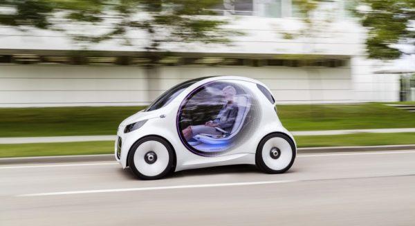 Daimler намерен «убить» бренд Smart