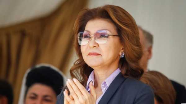 Дочь Назарбаева