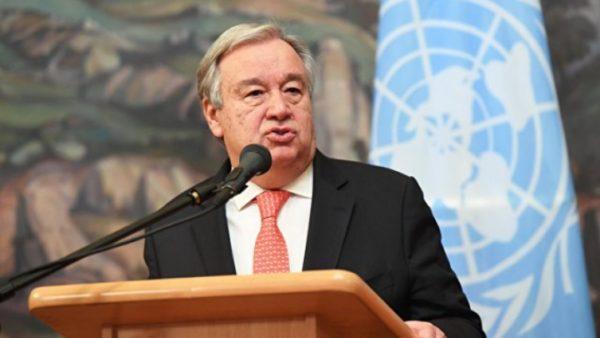 Генсек ООН осудил решение США по Голанским высотам