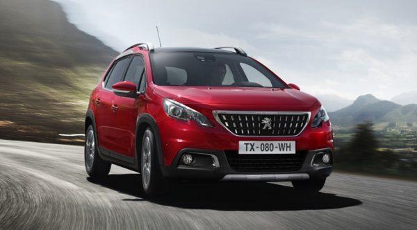 Обновленный Peugeot 2008 впервые показали на фото
