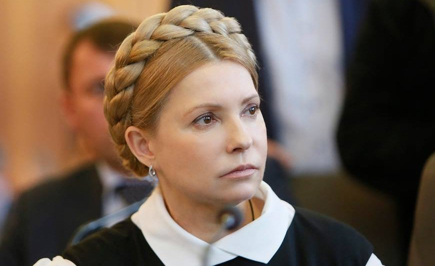 Тимошенко соберет лидеров США, Франции, Британии и Китая для разрешения конфликта на Донбассе