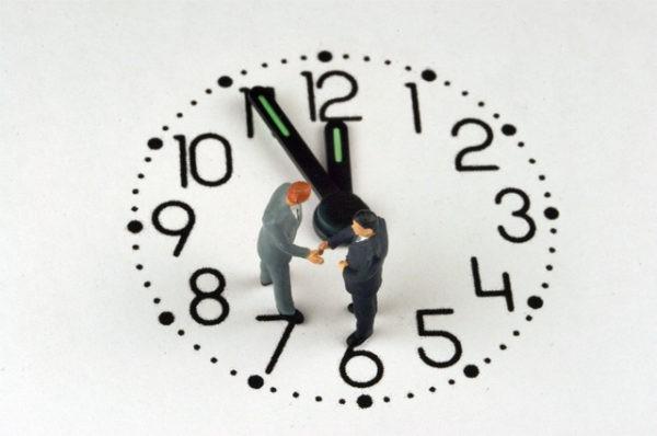 Украина будет менять время