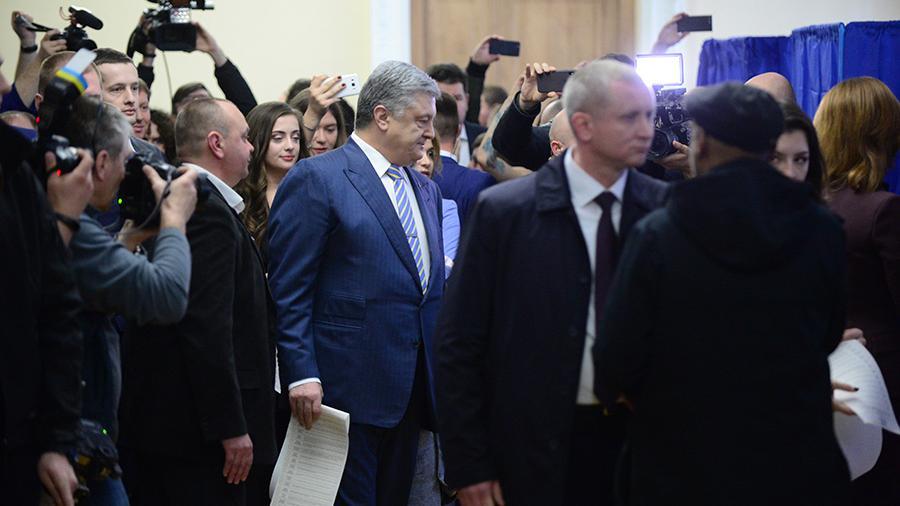 победа Порошенко на выборах
