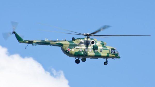 Многоцелевой транспортный вертолет Ми-8