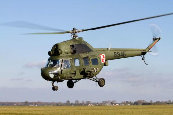 Многоцелевой вертолет Ми-2