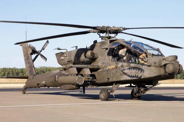 Кувейт заказывает Boeing AH-64E Apache Guardian
