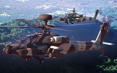 Австралия выбрала Boeing AH-64E Apache Guardian